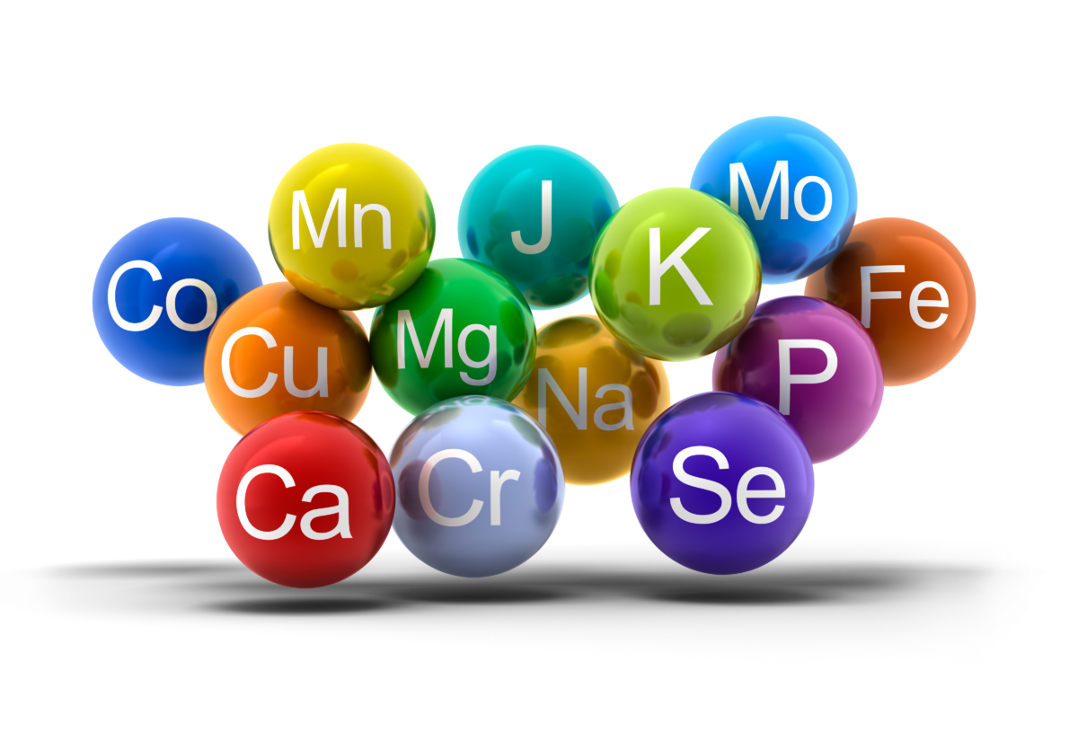 Illustration Mikronährstoffe